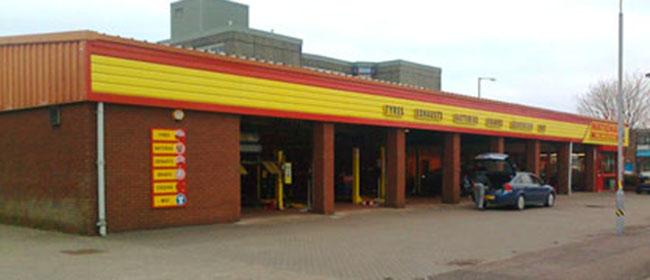 National Tyres and Autocare - Kilmarnock branch