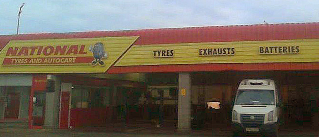 National Tyres and Autocare - Aberdeen branch