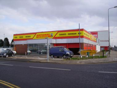 National Tyres and Autocare - Grimsby branch