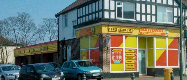National Tyres and Autocare - Bexleyheath branch