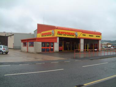 National Tyres and Autocare - Inverness branch