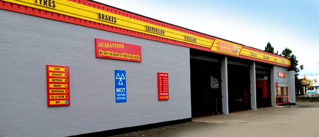 National Tyres and Autocare - Peterborough (Bourges Boulevard) branch