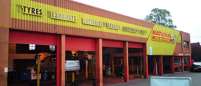 National Tyres and Autocare - Coventry (Spon End CV1) branch
