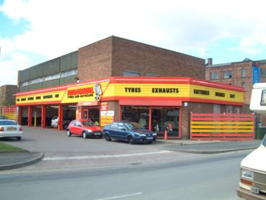 National Tyres and Autocare - Manchester (Chester Road M15) branch