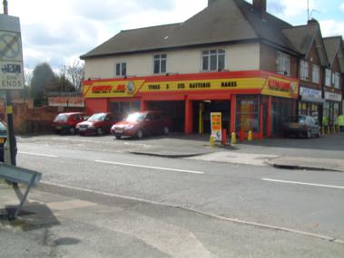 National Tyres and Autocare - Sheldon branch