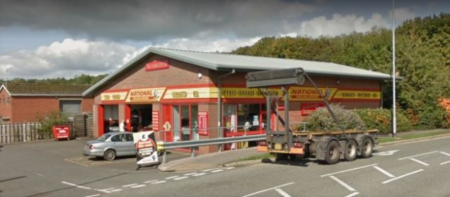 National Tyres and Autocare - Congleton branch