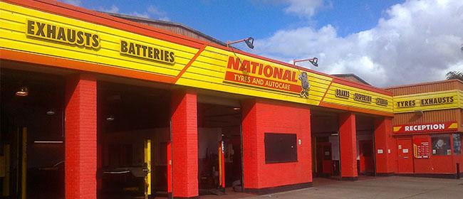 National Tyres and Autocare - Leeds (Gelderd Road LS12) branch