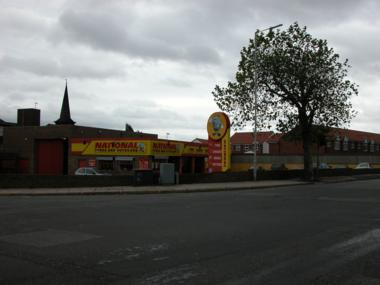 National Tyres and Autocare - Birkenhead (Rock Ferry CH42) branch