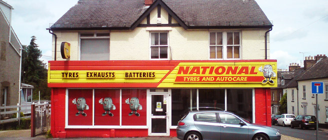 National Tyres and Autocare - Berkhamsted branch