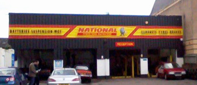 National Tyres and Autocare - Woking branch