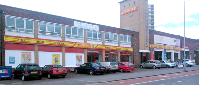 National Tyres and Autocare - Kingston-Upon-Thames (Cambridge Rd KT1) branch
