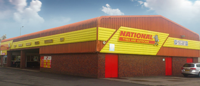National Tyres and Autocare - Perth branch