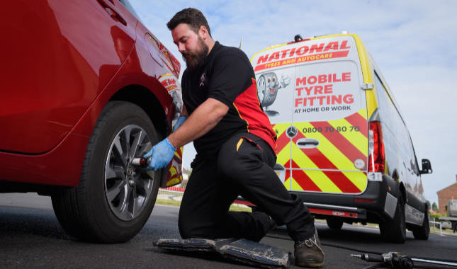 National Tyres and Autocare - Nottingham Mobile branch