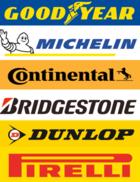 Premium tyres